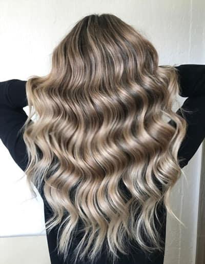 Beach Wave Curl