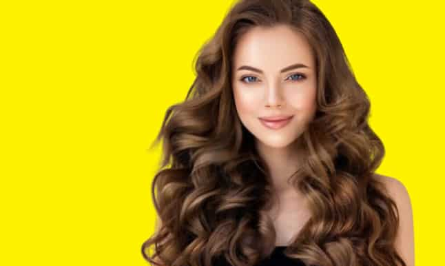 How To Curl Hair With Flat Iron?